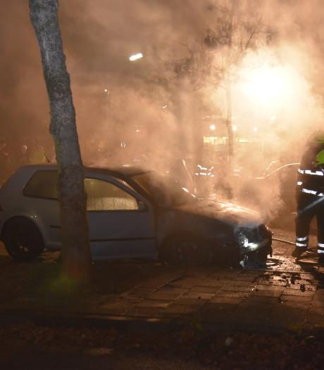 Nijmeegse fracties willen debat over reeks autobranden