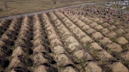 600 voorbarige coronagraven moeten quarantaine helpen handhaven in Oekraïne