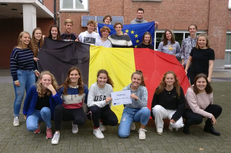Een team van 17 leerlingen neemt deel aan het project 'GamifIEd'