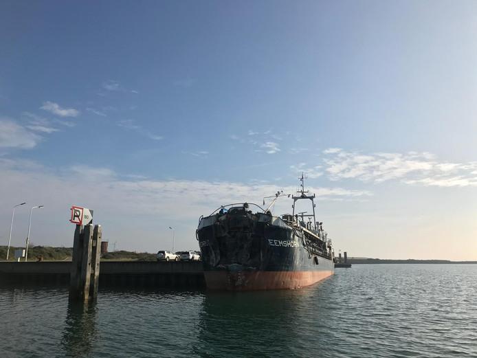 Baggerschip Eemshorn