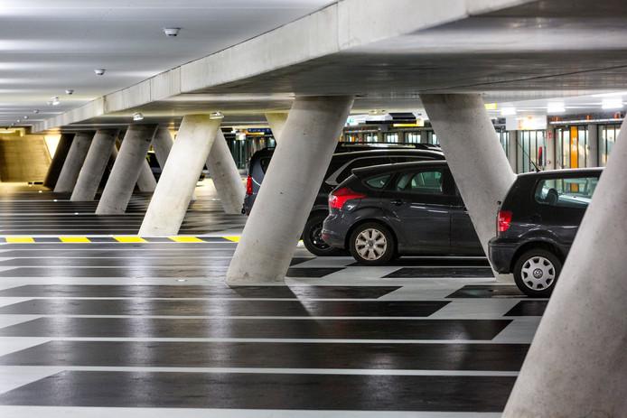 Parkeergarage St.-Jan.