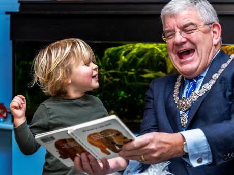 Nog zes jaar burgemeester Jan van Zanen?