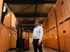 Beugens familiebedrijf richtte in drie dagen een compleet asielzoekerscentrum in