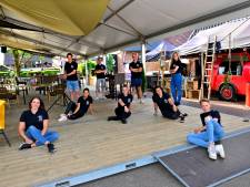 Bier drinken op 15 meter hoogte: Bruins in Saasveld gaat weer open