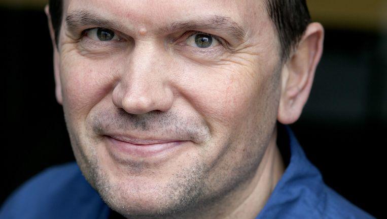 Hbo-docent Nederlands Jacob Eikelboom Beeld Maartje Geels