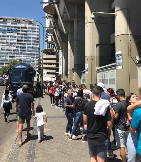 La folie Hazard gagne doucement Madrid