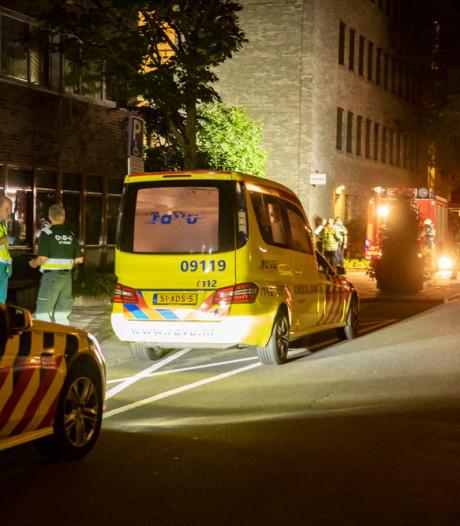 Gewonden bij brand in kliniek Utrecht