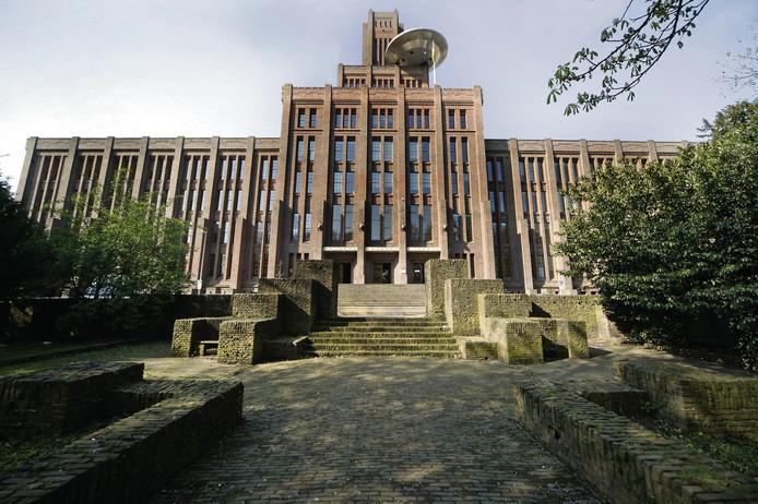 Het hoofdkantoor van ProRail in Utrecht.