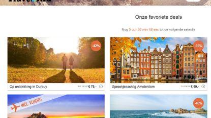Reisorganisatie TravelBird vraagt uitstel van betaling aan en zet onlineverkoop van reisaanbiedingen stop