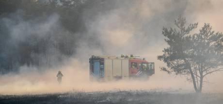 In zand geschreven kenteken leidt politie naar verdachte brandstichter (57) heide Epe