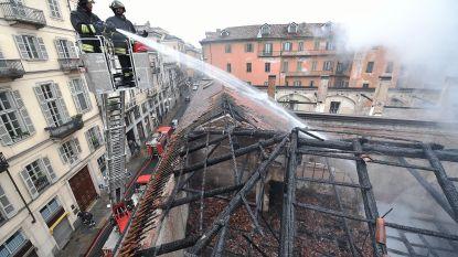 Brand in koninklijke stallen Turijn, Unesco-werelderfgoed