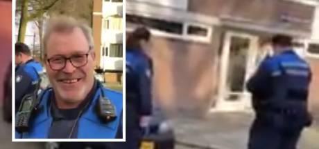 Handhaver Richard gaat viral na uitschrijven parkeerboete in Tilburg: 'Held van de dag'