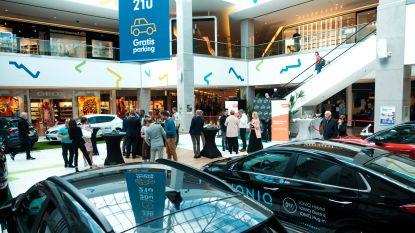 Eerste groene Auto Expo van Vlaanderen opent deuren in Wijnegem Shopping