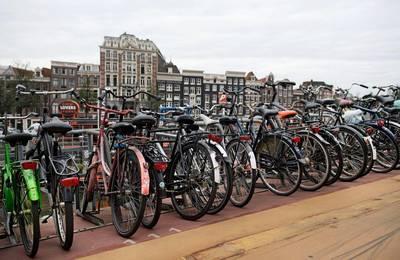 Steeds minder aangifte van fietsendiefstal in Amsterdam
