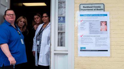 New York waarschuwt voor 'mazelenfeestjes' en verplicht vaccinatie