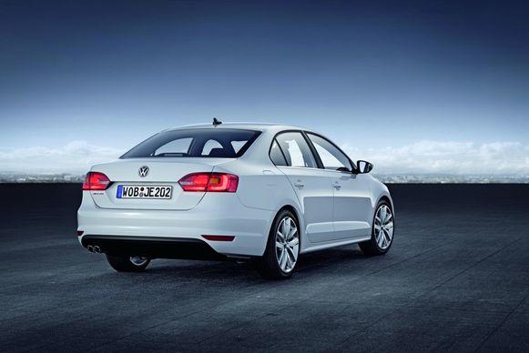 Ook voor de Volkswagen Jetta is geen plek meer in Europa. In de Verenigde Staten is het model echter nog altijd zeer geliefd.