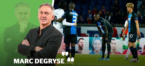 Marc Degryse is hard voor Diagne