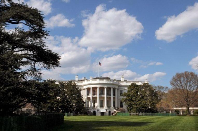Het Witte Huis in Washington. Beeld EPA