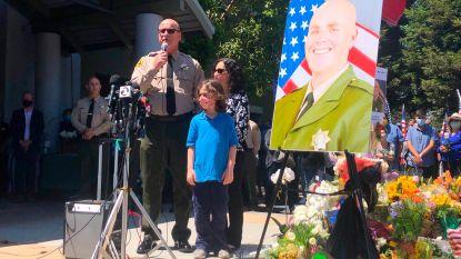 Man uit extreemrechtse middens beschuldigd van doodslag politieagenten in California