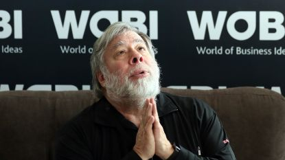 """Apple-medeoprichter Steve Wozniak wil """"echt"""" een opvouwbare iPhone"""
