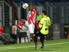 Sterker FC Oss vergeet te winnen van subtopper Telstar