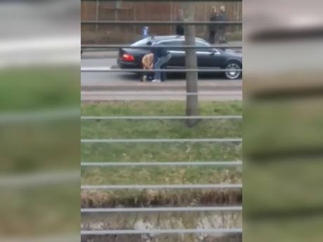 Man filmt arrestatie in Oosterhout, maar politie weet van niks