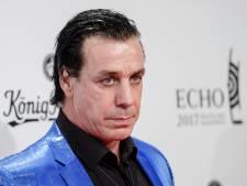 Le chanteur de Rammstein en soins intensifs à cause du coronavirus