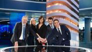 Nieuwsankers openen studio van VTM Nieuws in Antwerpen