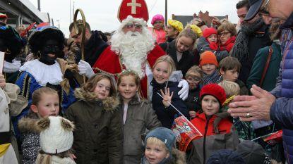 Gewijzigde verkeerssituatie bij aankomst Sinterklaas