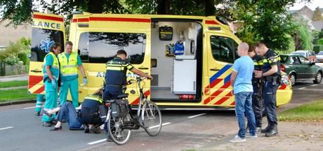 Fietsster gewond bij ongeluk met auto in Velp