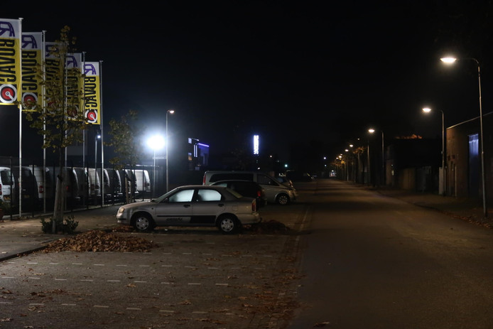 Overval op taxichauffeur in Oss.