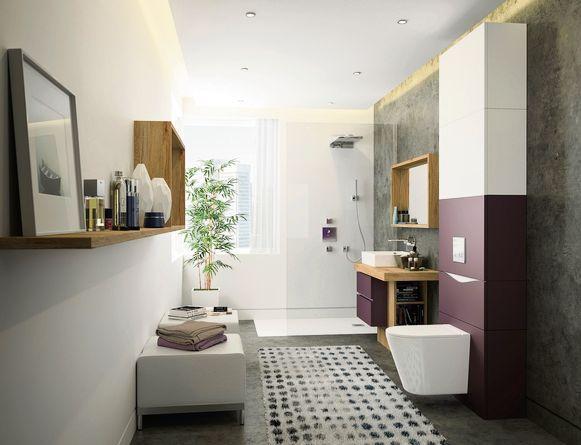 De Q Edition koppelt een hoogstpersoonlijke douchebeleving aan een elegant design met een royale regendouche en bijhorende handdouche.