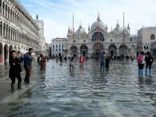 Venise redoute une nouvelle marée haute dévastatrice