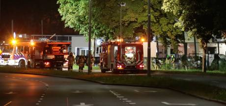 Groot gaslek in Gorinchem, auto ramt vulpunt tankstations