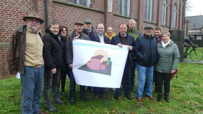 Molensteen keert als picknicktafel terug naar Wontergem