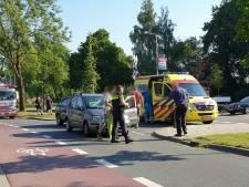 Bejaarde vrouw gewond bij aanrijding in Enschede