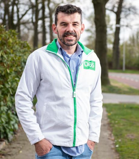 Raadslid D66 Rijssen-Holten Klein Velderman: 'Niet gelekt uit besloten vergadering'