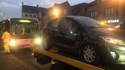 Vooral veel verkeershinder tijdens avondspits na botsing met Lijnbus aan station