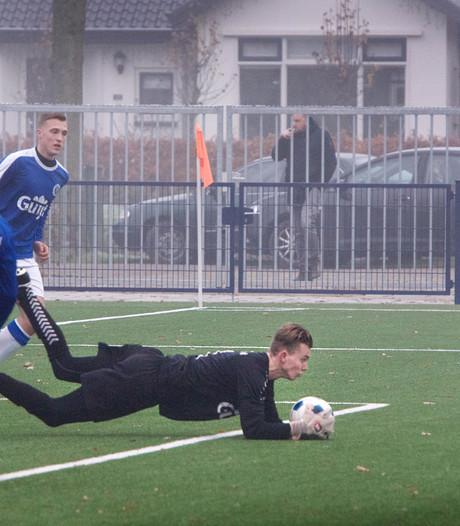 SC Valburg sluit op de valreep af met overwinning