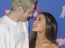 'Ariana Grande en Pete Davidson uit elkaar, verloving van de baan'