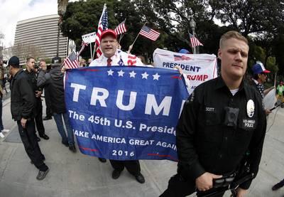 Rally Trump over werkgelegenheid gaat vooral over de media