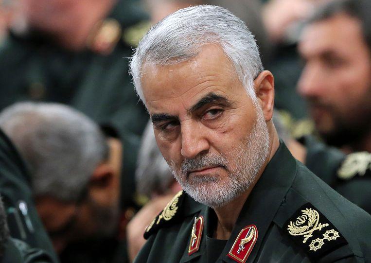 Generaal Qassem Soleimani was niet het enige doelwit van een geheime Amerikaanse aanval.