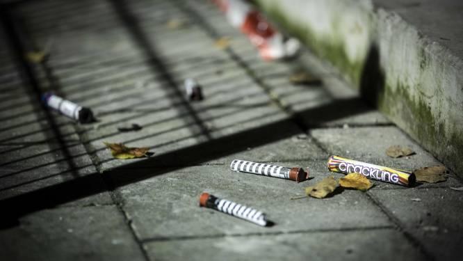 Vuurwerkbommetjes zorgen voor overlast in binnenstad