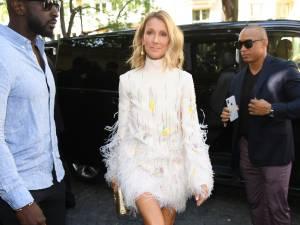 Voici ce que deviennent les luxueuses tenues de Céline Dion