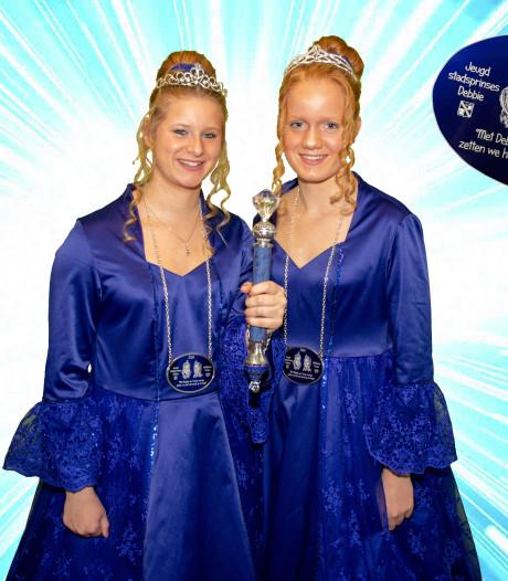 Debbie en Tessa jeugdhoogheden van de Windbuul'n