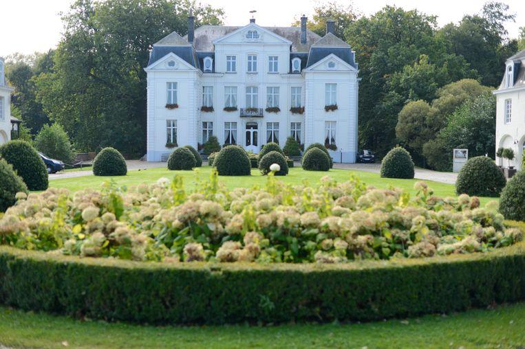 EVERGEM : verkiezingen : kasteel van wippelgem.