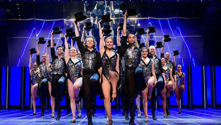 A Chorus Line Musical Beeld Patrick van den Hanenberg