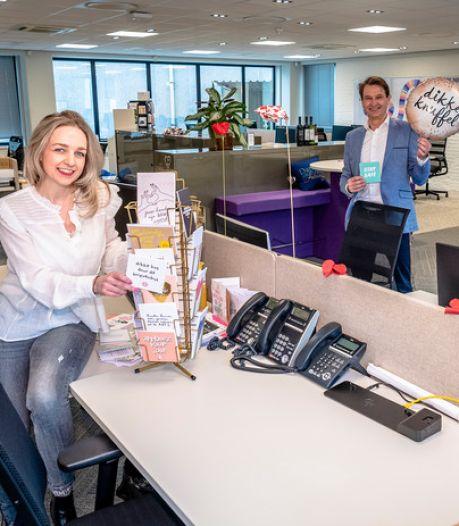 Topdrukte bij Hallmark: 'We draaien nu iedere dag meer dan op Valentijnsdag'