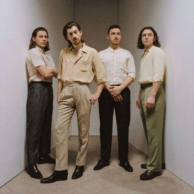 Arctic Monkeys Beeld