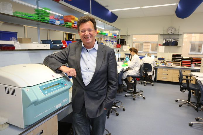 Professor Jan Smeitink.